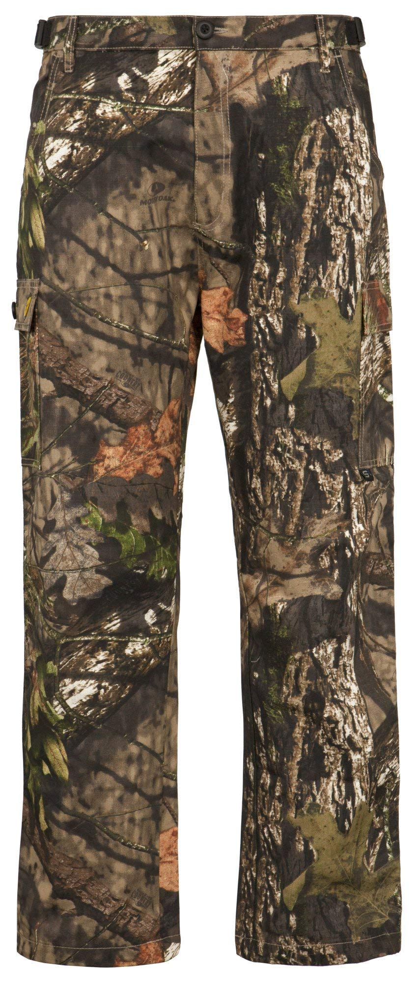 Scentblocker Men's 6-Pocket Pants, Mossy Oak Country, XL by Scent Blocker