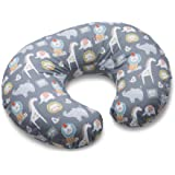 Boppy Nursing Pillow and Positioner, Sketch Slate Gray