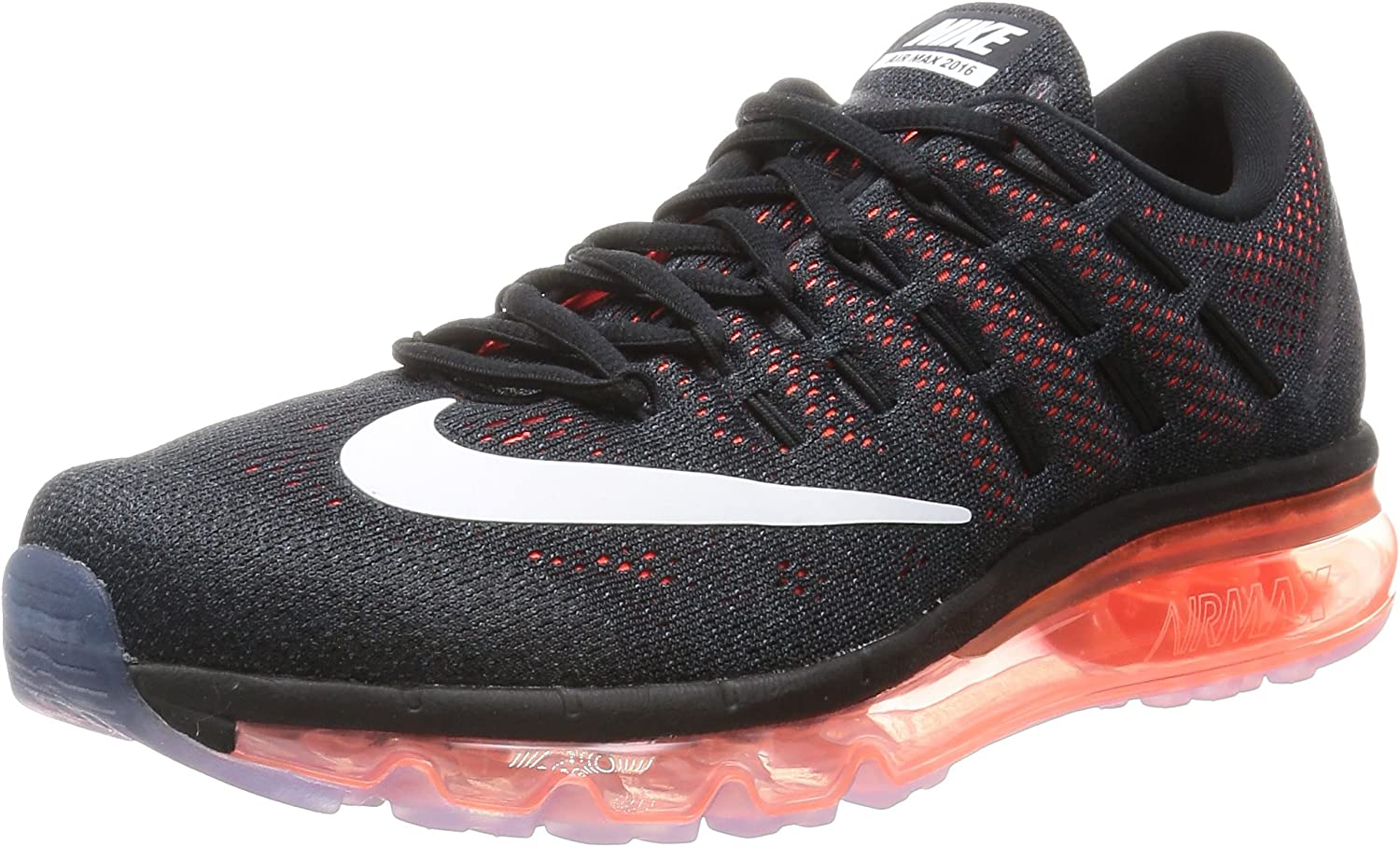 Amazon Com Nike Air Max 2016 Mens Running Trainers 806771