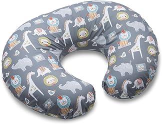 Boppy Nursing Pillow and Positioner, Sketch Slate Gray