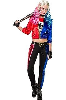 Partilandia Disfraz Jokers Baby Mujer Adulto para Carnaval S ...