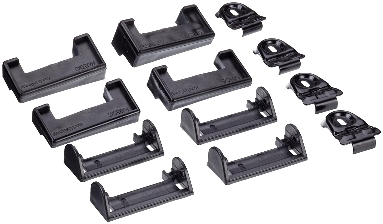 Green Valley 156209 Montage Kit for Original Roof Racks