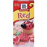 McCormick Red Food Color, 1 fl oz