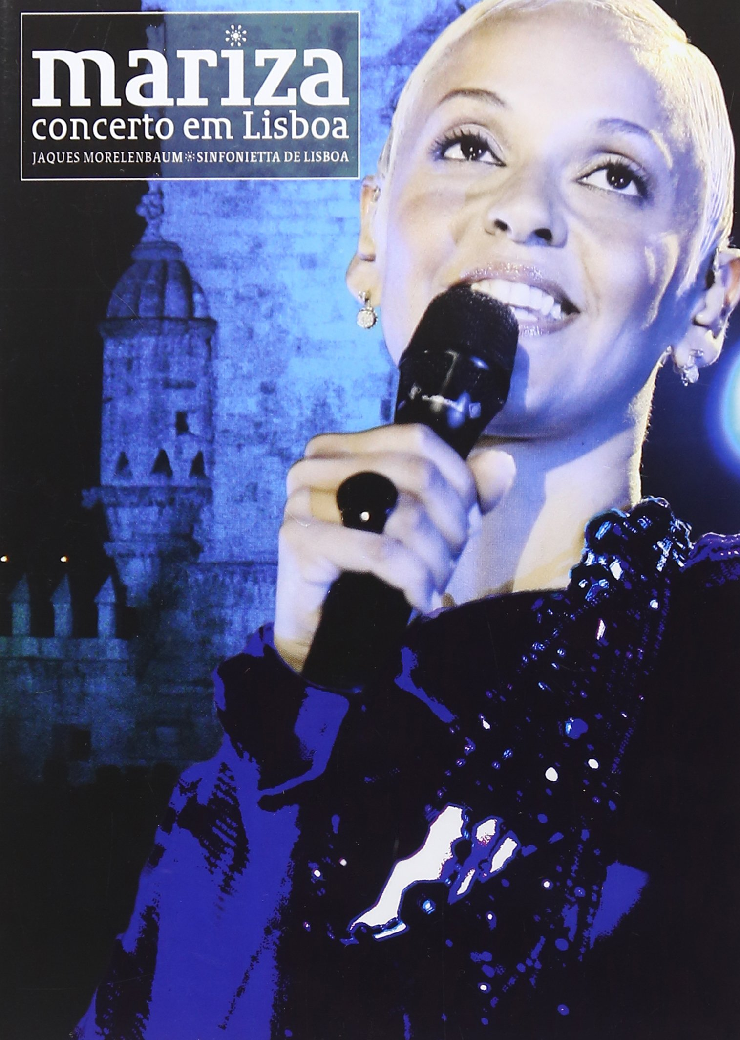 DVD : Mariza - Mariza: Concerto Em Lisboa (Full Frame, Colorized)