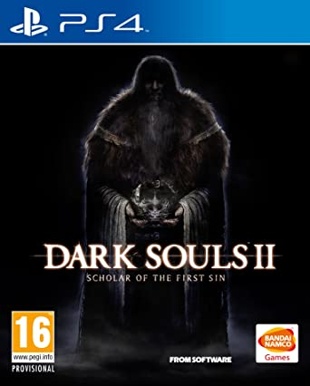 Dark Souls II: Scholar of the First Sin (PS4): Amazon.co.uk: PC ...