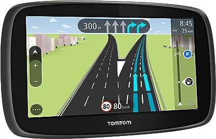 TomTom Start 25 por Europa 3d Maps GPS Navegación IQ Europe 19 XXL display nuevo Wow