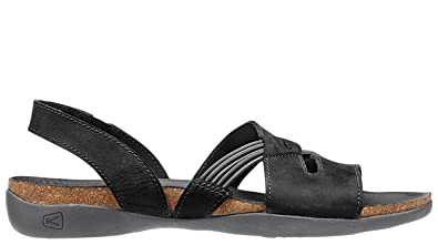 9f823c585aa4 Keen Dauntless Strappy II Sandal - Women s Black 6