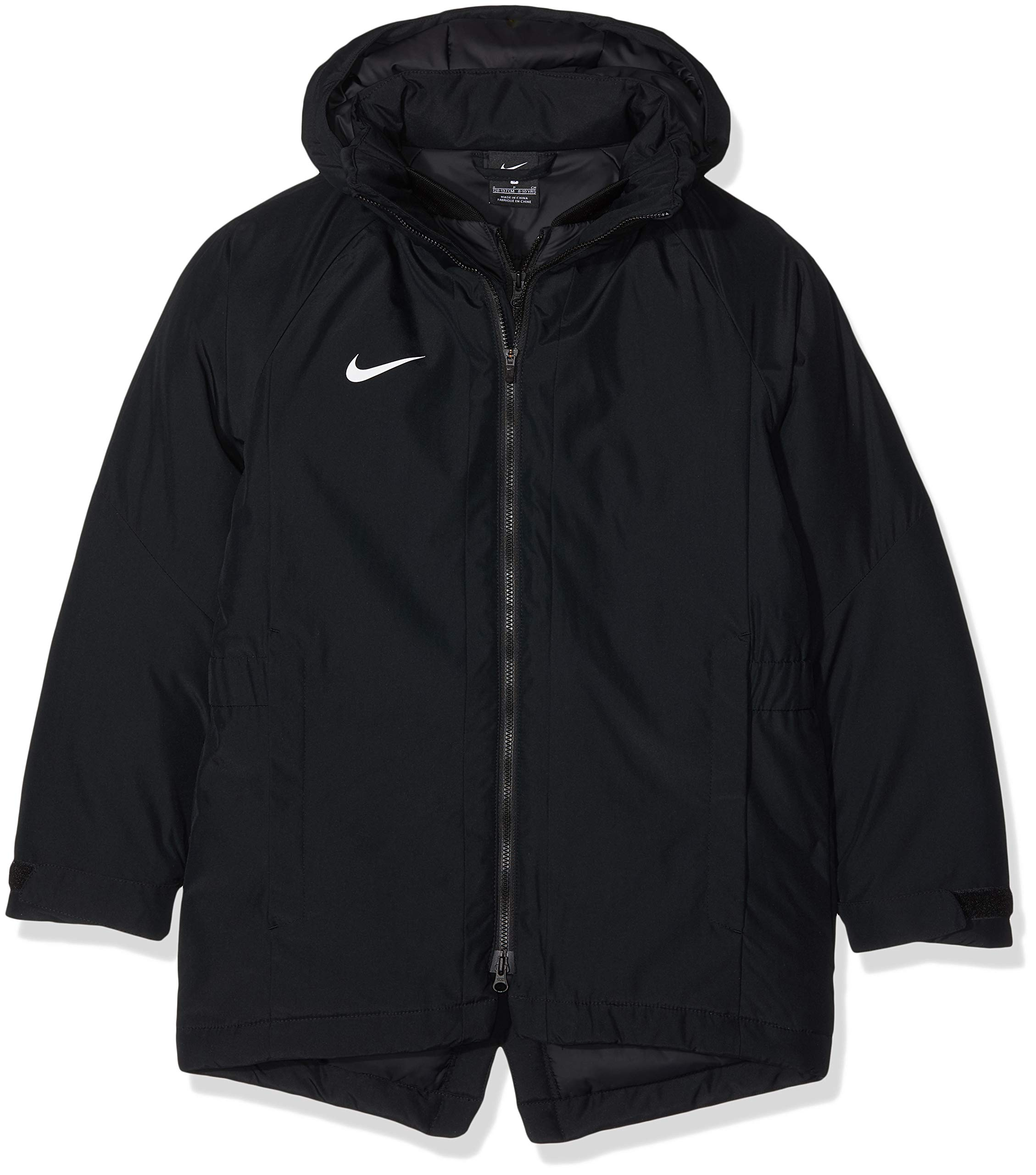 Nike Youth Dry Academy18 Football Winter Jacket (Youth) (Youth Small) Black by Nike