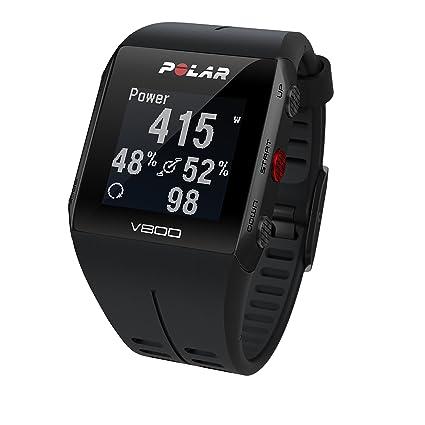 Polar V800 GPS reloj deportivo - 90060768, Con frecuencia cardíaca ...