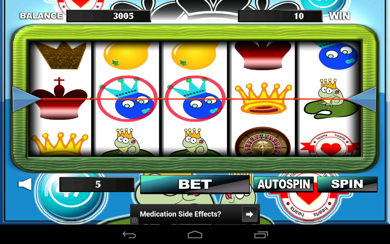 Spiele Frog Of Fortune - Video Slots Online