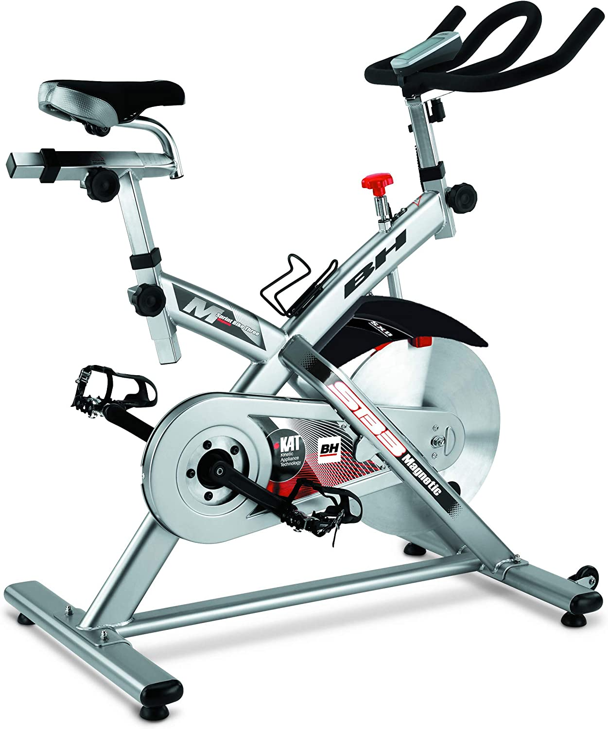 BH Fitness - Bicicleta Indoor sb3 Magnetic: Amazon.es: Deportes y ...