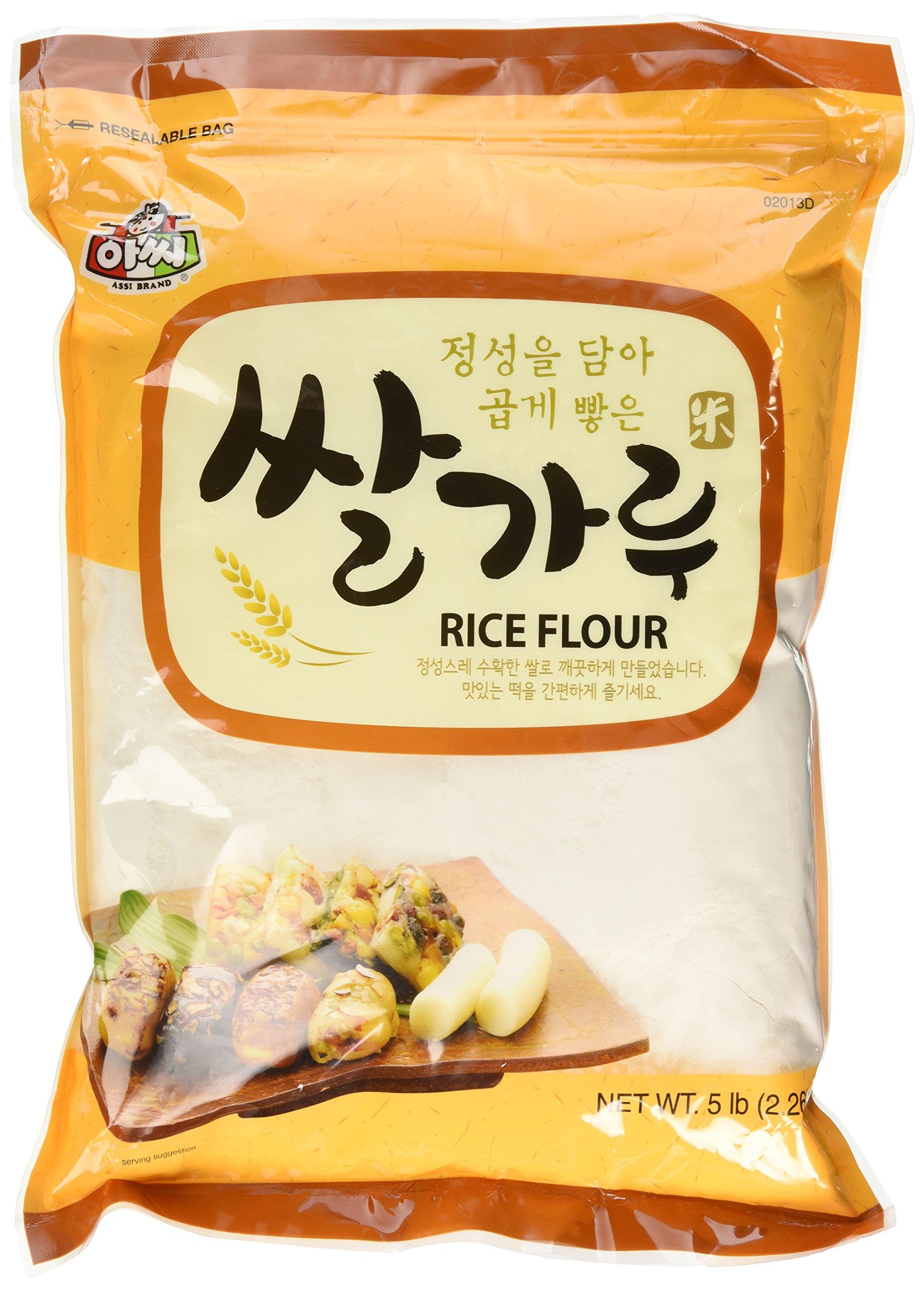 assi Rice Flour, 5 Pound
