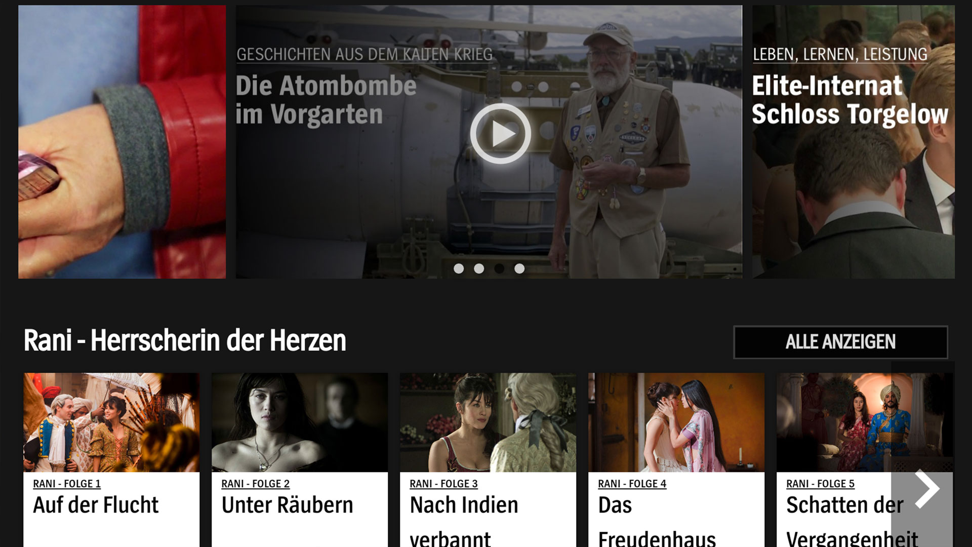 Spiegel tv firetv amazon appstore for Spiegel tv download videos