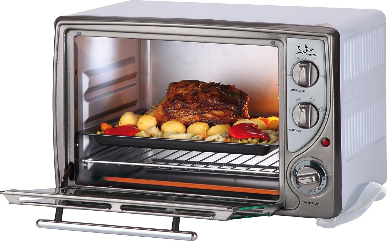 JATA HN382A - Horno - Tostador - grill 25 l: Amazon.es: Hogar