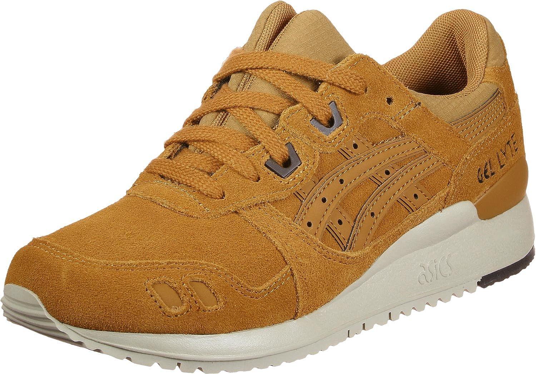 ASICS Herren Gel-Lyte Iii Hl7u2-3131 Sneaker Gelb (Yellow Hl7u2-3131)