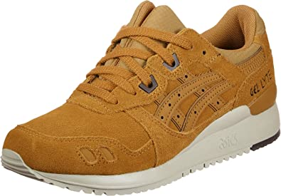 Asics Gel-Lyte III, Chaussures de Gymnastique Mixte Adulte, Or (Honey Ginger/Honey Ginger), 43.5 EU
