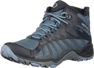 Merrell Womens Siren Q2 Mid Waterproof Hiking Boot