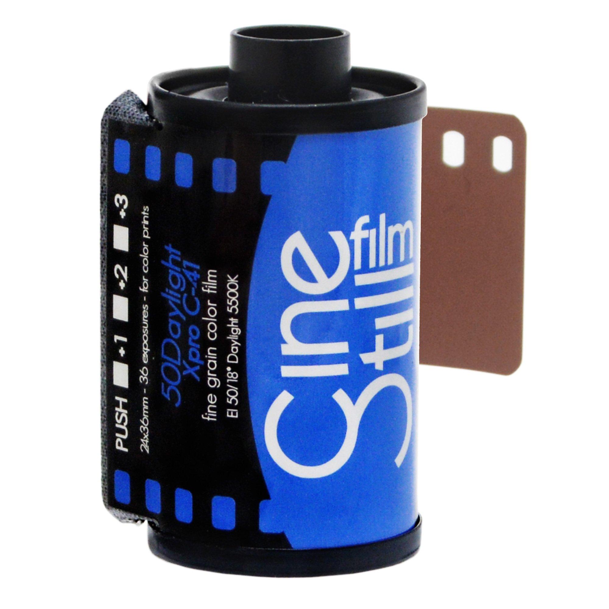 CineStill 800235 50Daylight Fine Grain Color Photographic Film 35 X 36