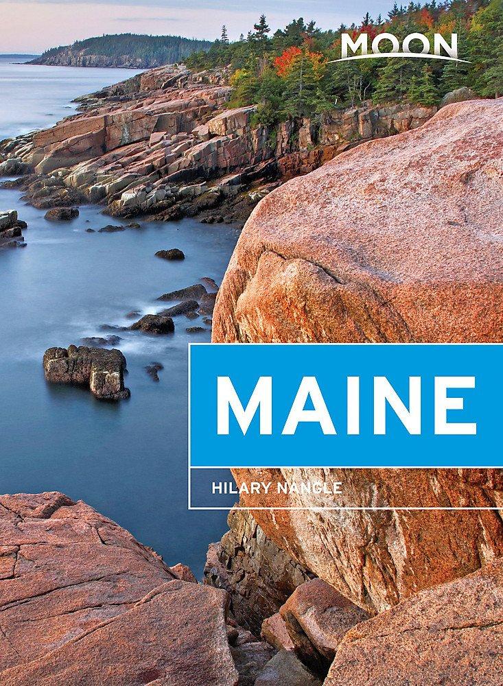Moon Maine (Travel Guide) pdf
