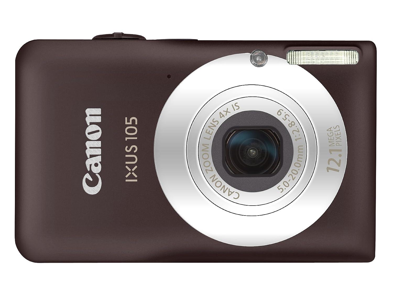 Canon IXUS 105 Digital Camera - Brown 2.7 Inch: Amazon.co.uk: Camera & Photo