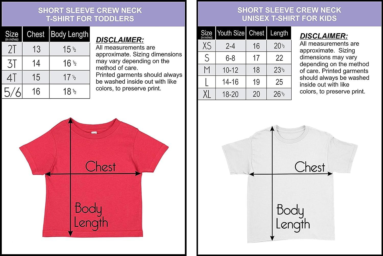 Amazon Marca Peru T Shirt For Kids Short Sleeve Crew Neck