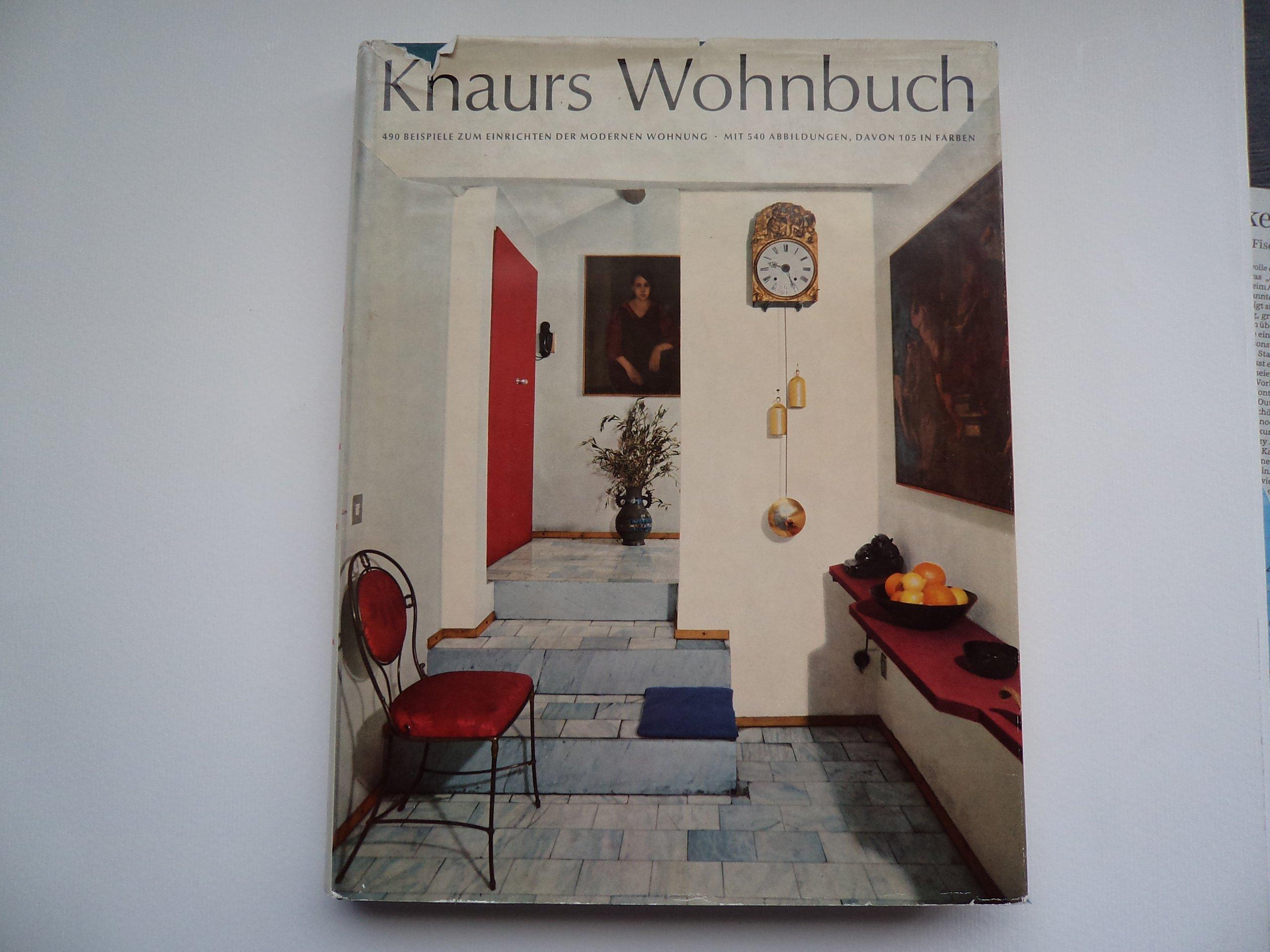Knaurs Wohnbuch: Amazon.com: Books