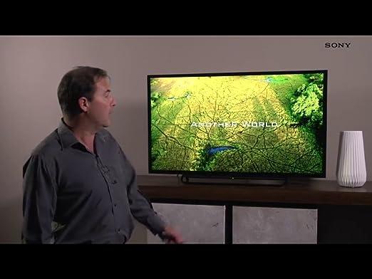 Sony KDL-32R430B - Tv Led 32 Bravia Kdl-32R430 Hd Ready, Wi-Fi Y Usb Multimedia: SONY: Amazon.es: Electrónica