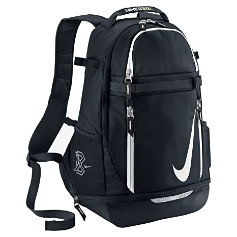 official photos ce83f 2ce0e Nike Vapor Elite Baseball Bat Backpack Black BA4765-010  NIKE  Amazon.in   Toys   Games
