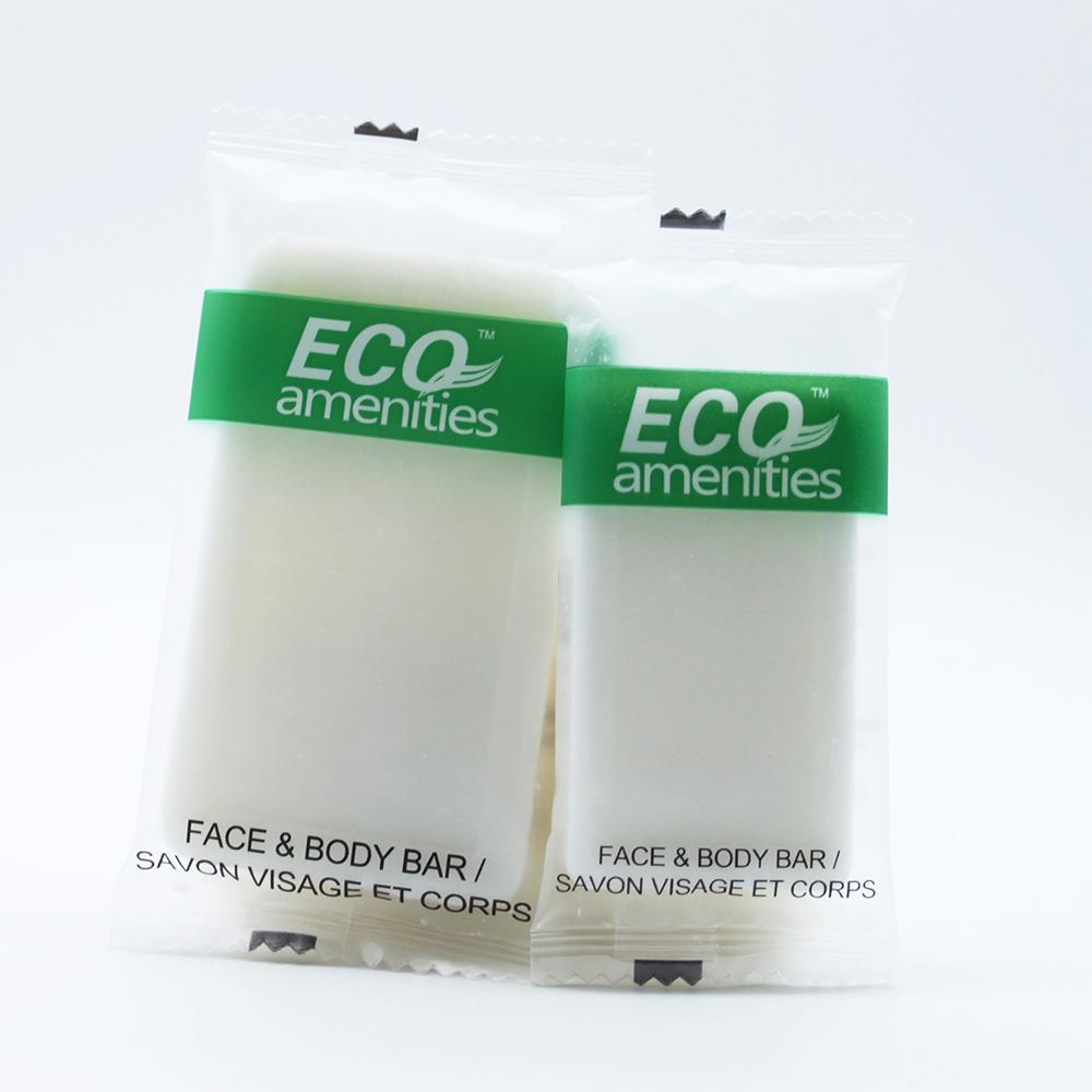ECO amenities Travel size 0.5oz hotel soap in bulk, 400 Packs