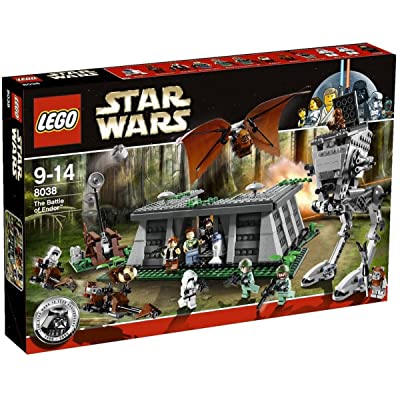 LEGO Star Wars The Battle of Endor (8038) (Discontinued by manufacturer): Toys & Games