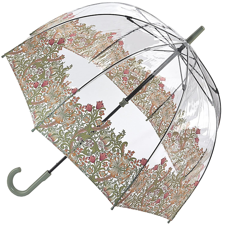 Fulton Morris & Co Birdcage 2 Parapluie Canne, 94 cm, 1 liters, Multicolore (Minor Lily)