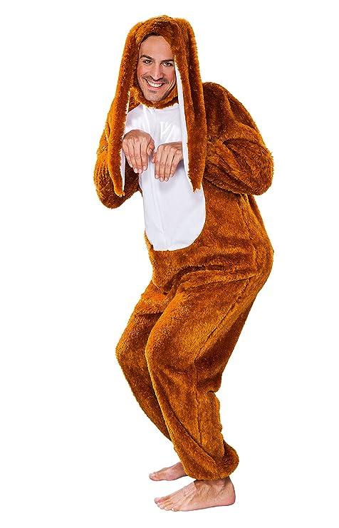 Festartikel Müller Traje de Conejo de, marrón, un tamaño de ...