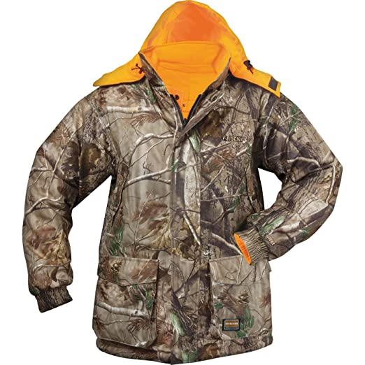 6e34e34116bcb Amazon.com: Rocky Men's Pro Hunter Reversible Parka: Clothing