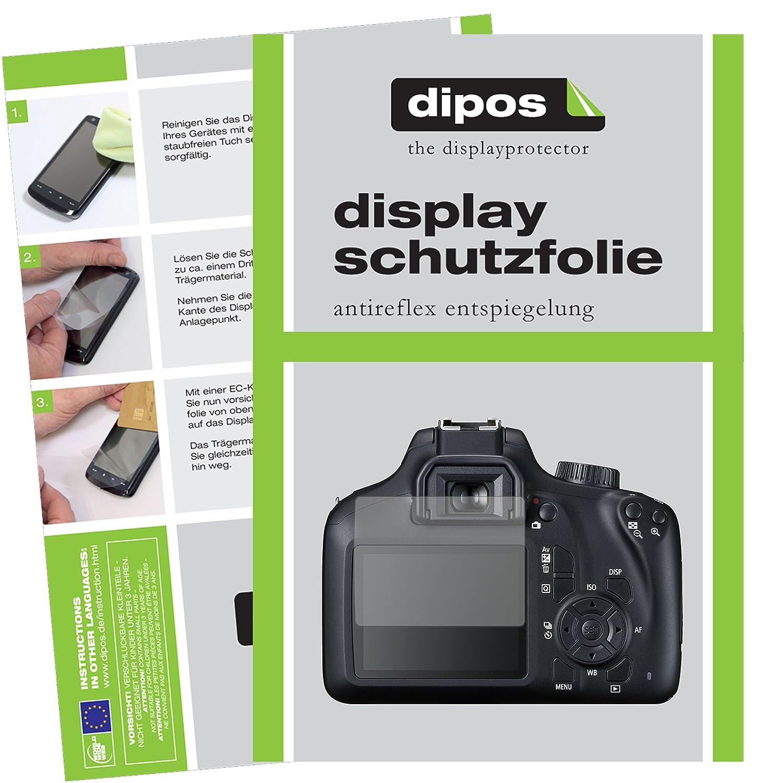 dipos I 6X Schutzfolie matt passend für Canon EOS Amazon puter & Zubehör