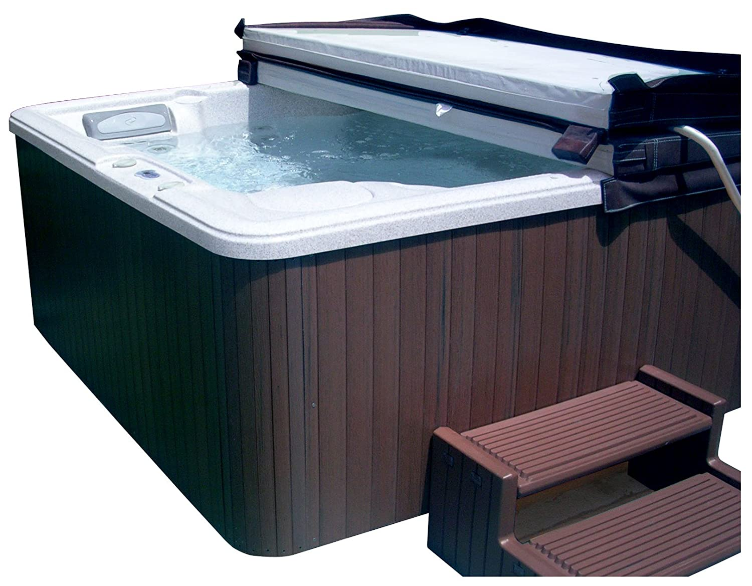 The Best Outdoor Hot Tubs For Your Garden: Reviews & Buying Guide 10