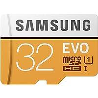 Samsung EVO 32GB MicroSDHC Card