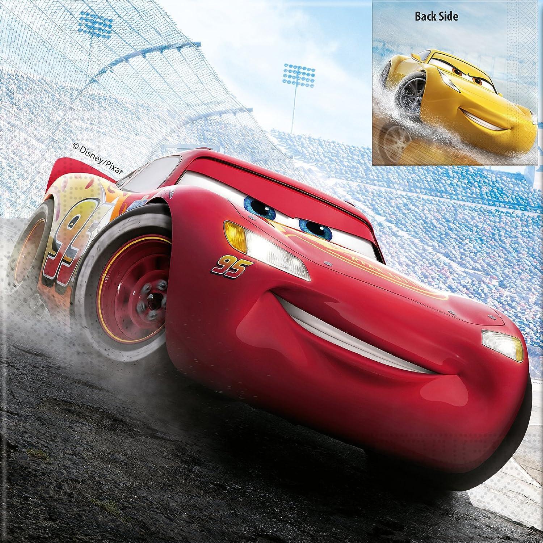 Procos 10118249 Party Set Cars Legend: Amazon.es: Juguetes y juegos