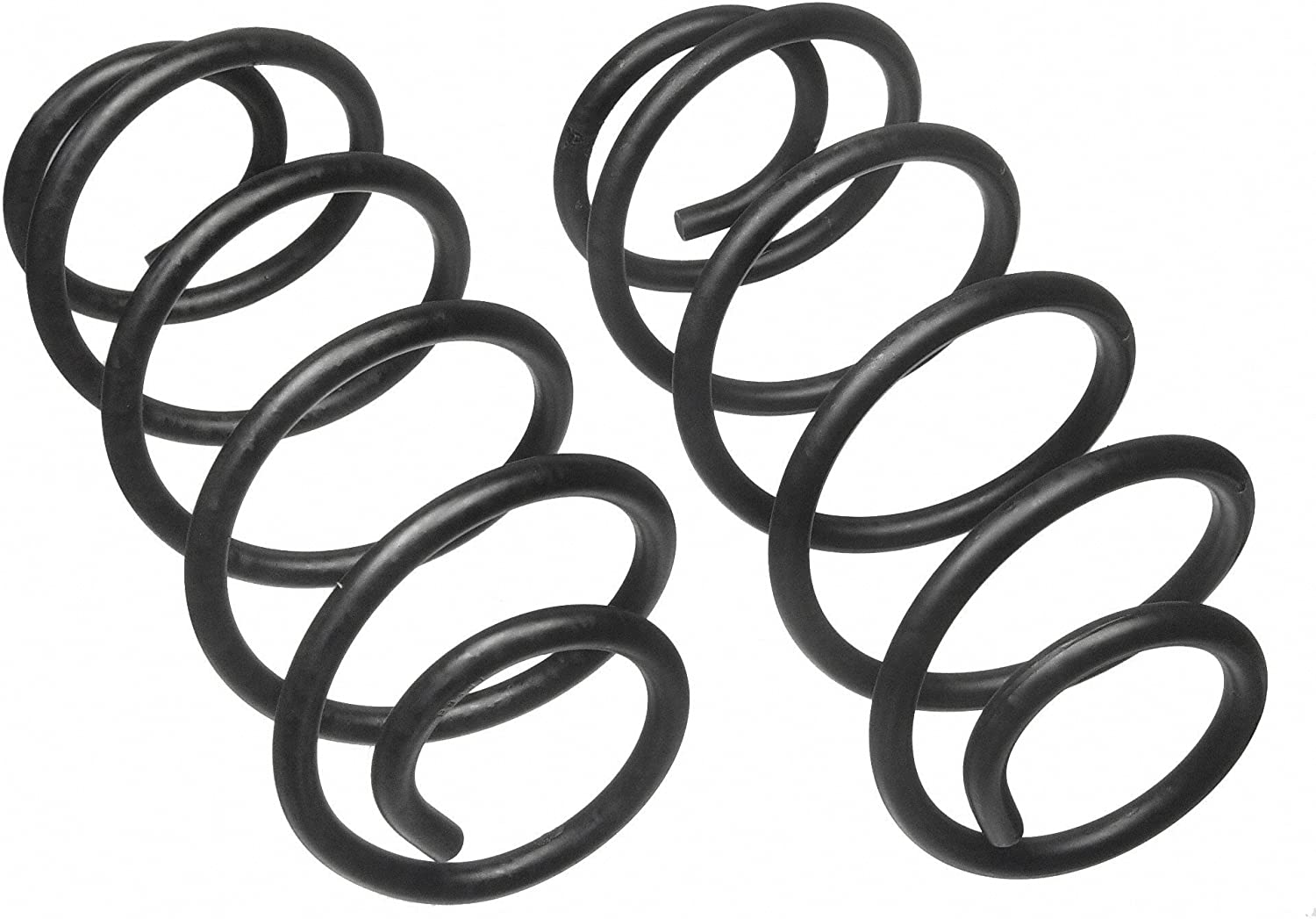 ACDelco 45H3126 Professional Rear Coil Spring Set