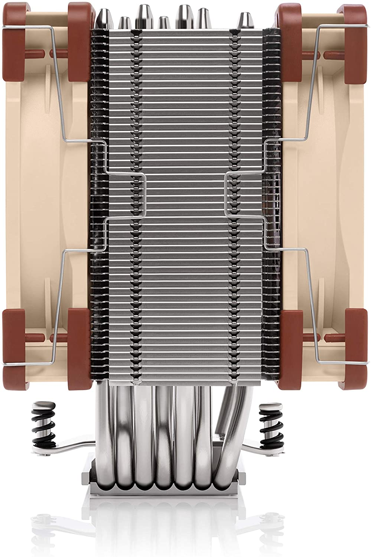 Noctua NH-U12A, Disipador de CPU Ventiladores NF-A12x25 PWM de ...