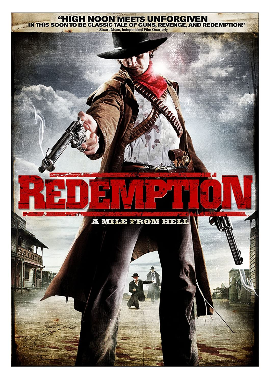 Amazon.com: Redemption: Dustin Leighton, Tom Noga, Clint James, Robert  Conway: Movies & TV