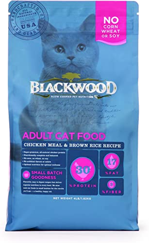 Blackwood Cat Food Made
