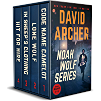 Noah Wolf Series: Books 1-4 (Noah Wolf Boxed Set Book 1)