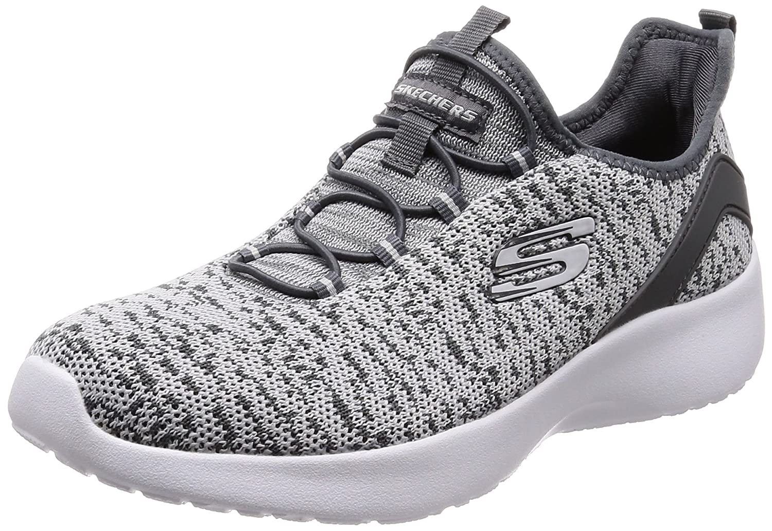 Skechers Damen Sneaker Dynamight-Fleetly Grau  39.5 EU|Grau