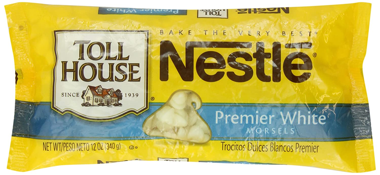 Amazon.com : Nestle Toll House Premier White Morsels 12 oz ...