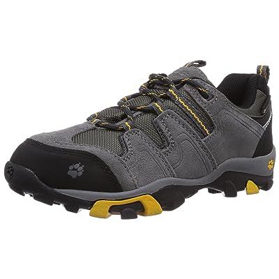 Jack Wolfskin MTN Attack Low Texapore, Chaussures de Randonnée Garçon