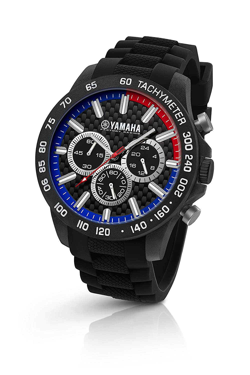 Vr46 By Tw Steel Herrenuhr Analog Quartz Silikon Schwarz Y112
