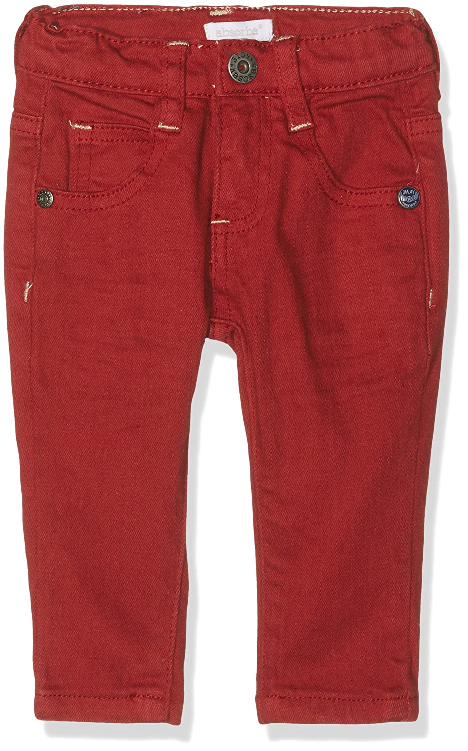 Absorba Baby Boys' Slim Jeans 6-9 Months (Size:6M) 9I22005