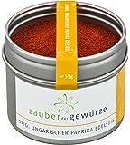 Zauber der Gewürze Orig. ungarischer Paprika edelsüß, 50g
