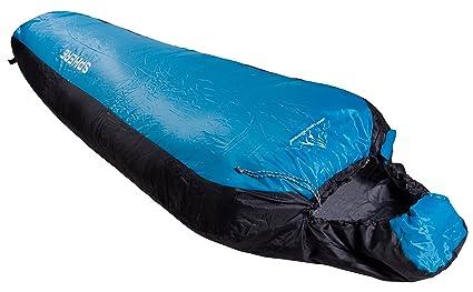 NEVERLAND® SPHERE saco de dormir momia bolsa de dormir +5 a + 25 °