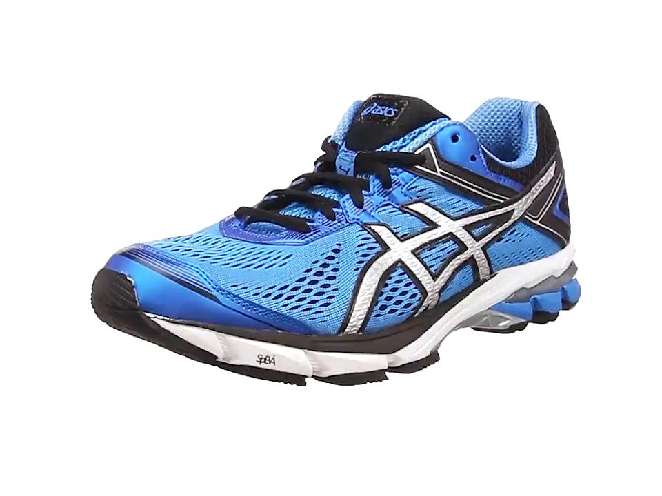 Asics GT 1000 4, Zapatillas para Hombre, Azul (Methyl Blue/Silver/Black), 40 1/2 EU: Amazon.es: Zapatos y complementos